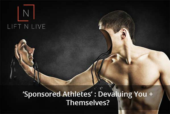 Why Sponsored Athletes Are Devaluing Themselves and More Importantly, YOU  [CASE STUDY]